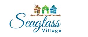 seeglass village logo, 3glass houses