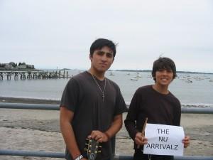 The Nu Arrivalz