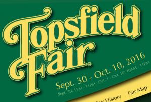 Topsfield fair logo