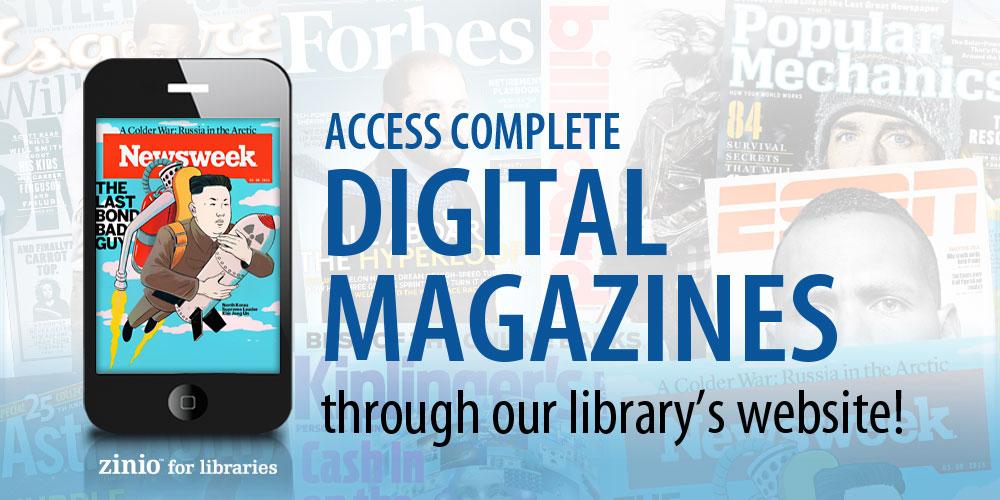 RBDIGITAL MAGAZINES – Swampscott Public Library